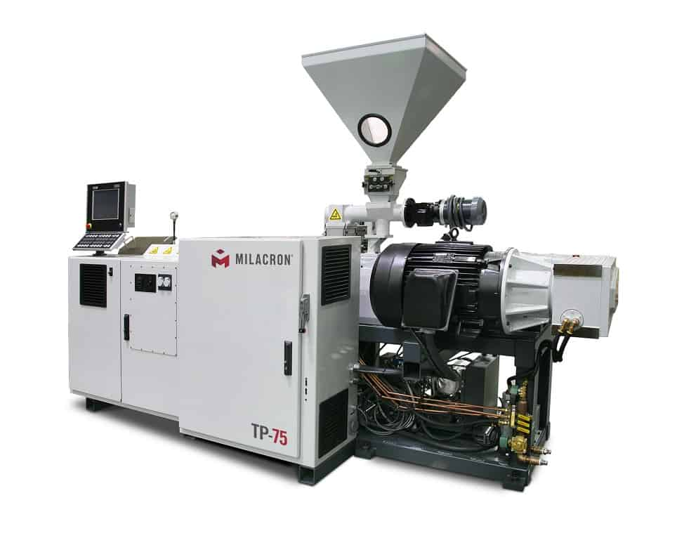 Milacron Parallel Twin Screw TP Series Extrusion Machine