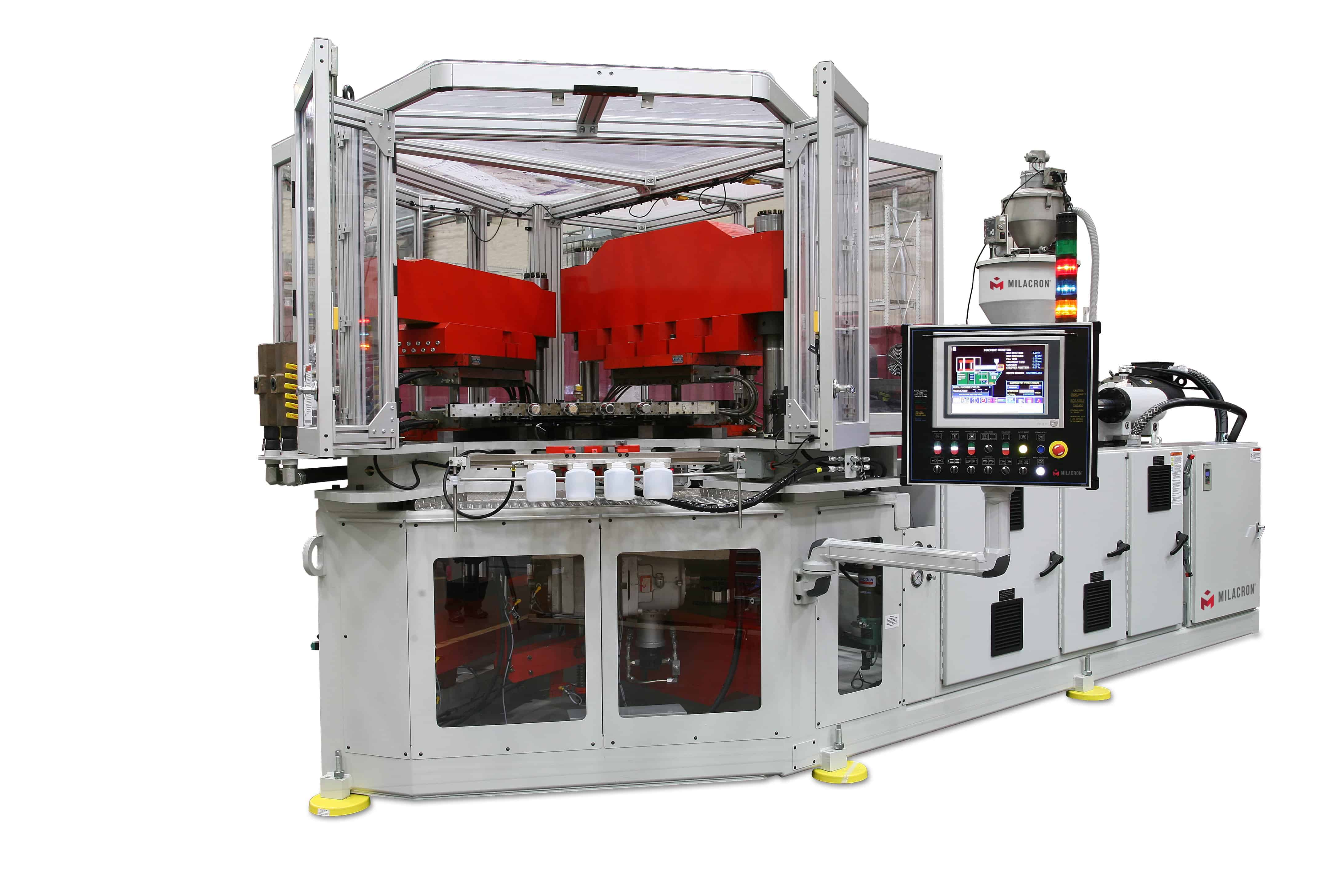 Uniloy UIB injection blow molding machine