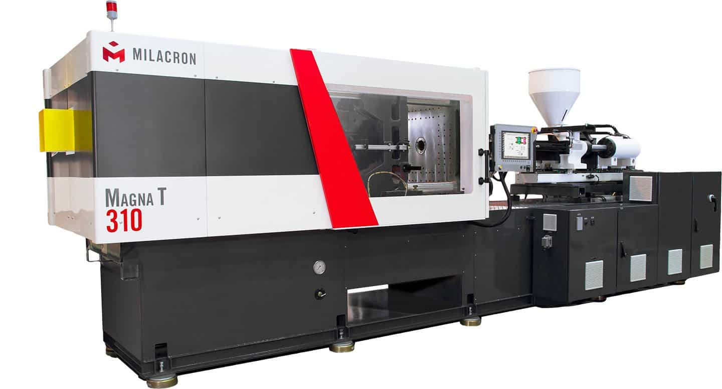 Magna Toggle Servo Injection Molding Machine