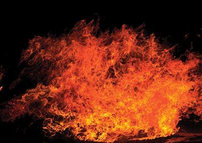 The Abiding Fire