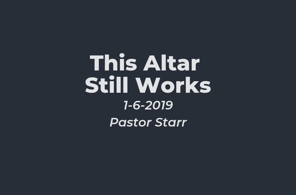 Sunday Sermons | Apostolic Faith Church