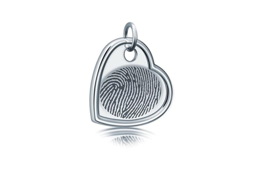 Heart Pendant Cremation Jewelry