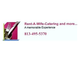 Rent a wife catering