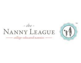 The nanny league logo