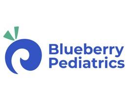 Blueberry pediatrics logo for website
