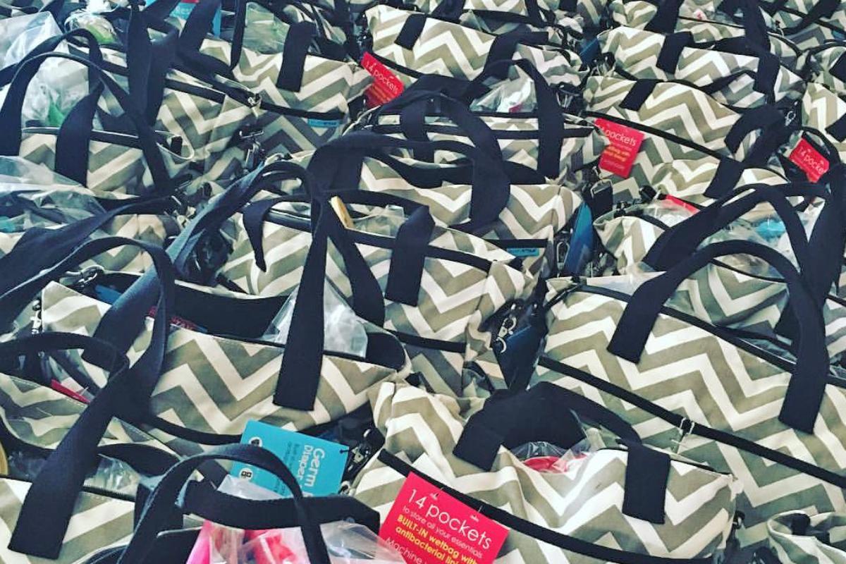 Bags at dc