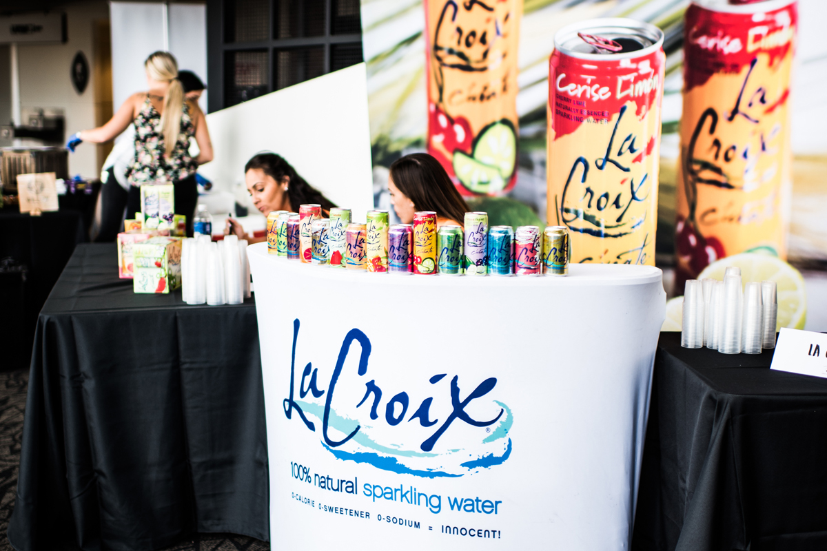 Lacroix booth