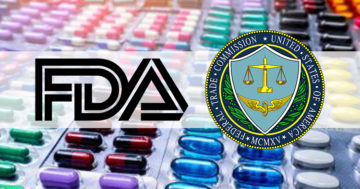 U.S. Food and Drug Administration & Federal Trade Commission coordinate consumer protection efforts