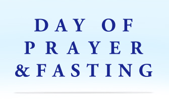 Day of Prayer and Fasting