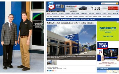 Bay 9 News – Goodwill Manasota Partners with ReQuip (archive)