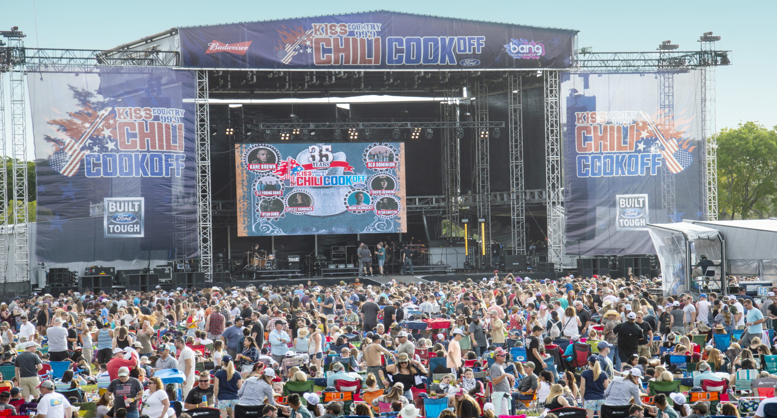 Festival Review Kiss Country 99 9 Chili Cookoff Didn T Disappoint Musicfestnews