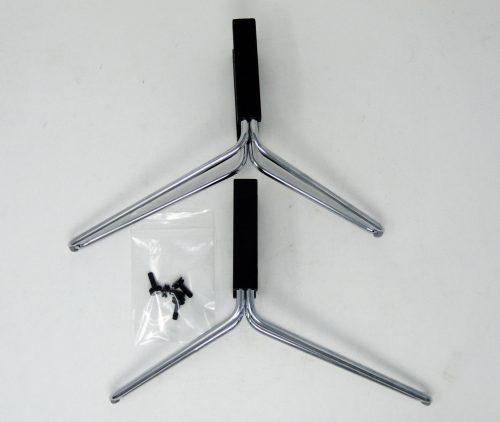 Vizio TV Stand 171210000271 / 171210000281 Complete With Screws For M65-E0