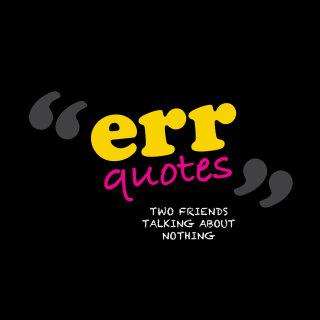 Err Quotes