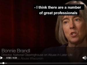 Bonnie Brandl, video presenter