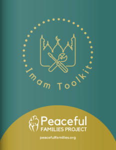 Peaceful Families Project Imam Toolkit cover