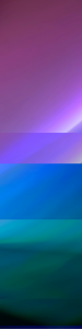 Abstract multi-color banner