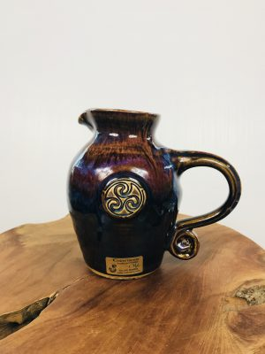 Colm De Ris Blue Medium Belly Jug C2