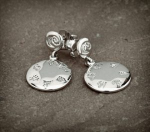 Solvar History of Ireland Earrings S3508