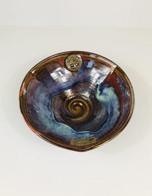 Colm De Ris Medium Oriental Bowl D10