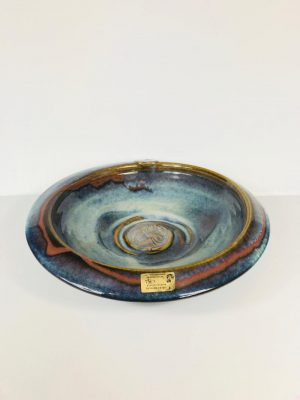 Colm De Ris Blue Large Bowl d4