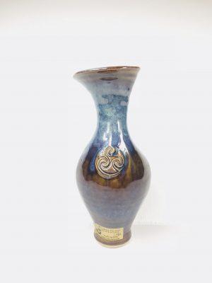 Colm De Ris Large Blue Vase i3