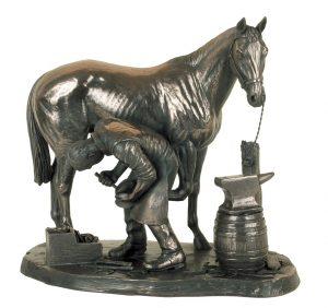 Genesis Blacksmith & Horse