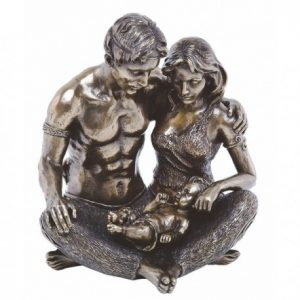 Genesis Bronze Celtic Family kk029