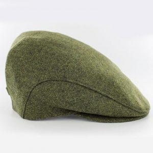 Green MucrosTrinity Cap by Mucros Ireland