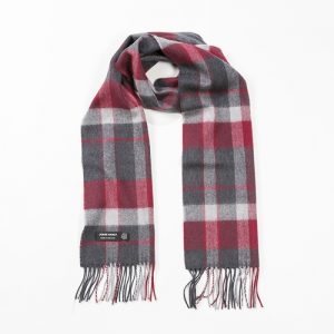 Merino Wool Irish Scarf John Hanly 140