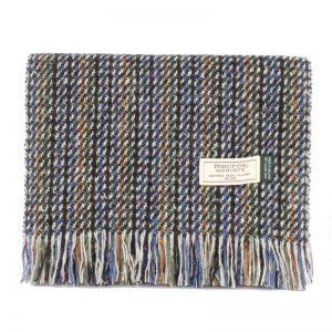 Donegal Tweed Scarf Mucros Weavers dt32