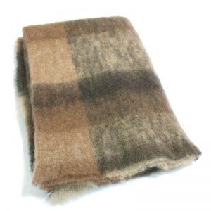 Irish Mohair Blanket John Hanly 534