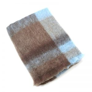 Irish Mohair Blanket John Hanly 550