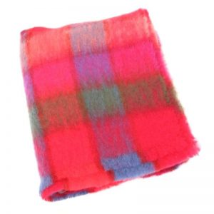 Irish Mohair Blanket John Hanly 575