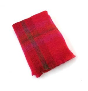 Irish Mohair Blanket John Hanly sm552