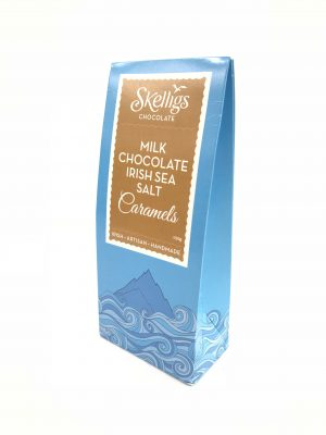 Skellig Chocolate Salted Caramels