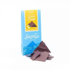 Skellig Chocolate Lemon Brittle