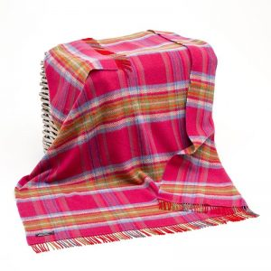 Cashmere Irish Wool Blanket