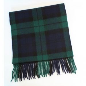 John Hanly Irish Wool Scarf