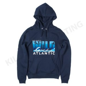 Wild Atlantic Way Irish Hoodie