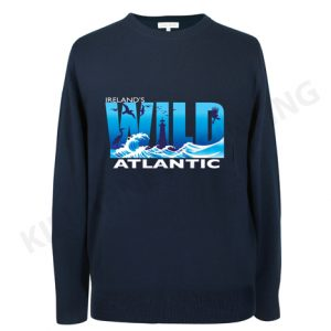Wild Atlantic Way Irish Sweatshirt