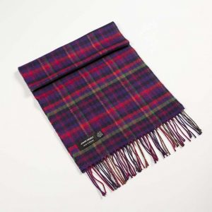 Merino Wool Irish Scarf John Hanly
