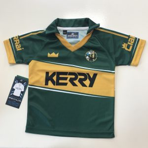 Kids Kerry Football Jersey Shirt