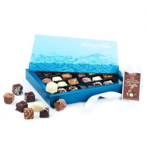 Skellig Chocolate 20 Truffle Box
