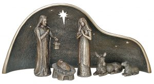 Genesis Bronze Crib O Holy Night