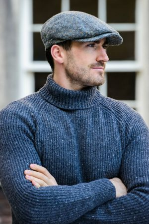 Mucros Gray Kerry Cap