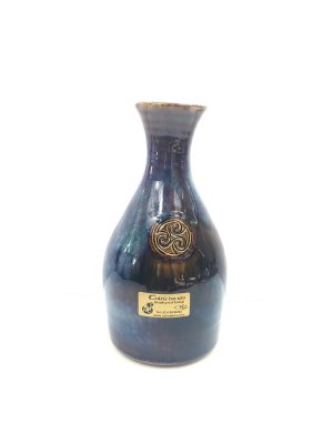 Colm De Ris Blue Wine Carafe