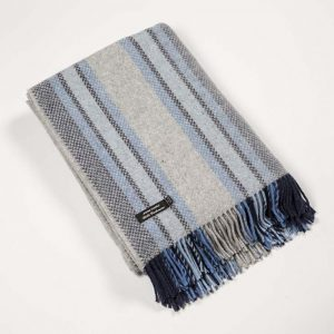 Cashmere Irish Wool Blanket 1433 - John Hanly & Co