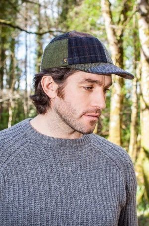 Mucros Patch Baseball Cap