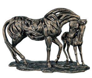 Genesis Guidance Horse & Foal qq008