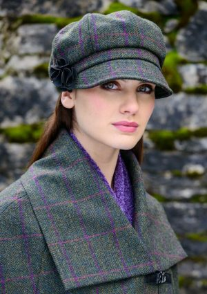 Ladies Irish Caps & Hats - Free Worldwide Shipping- The